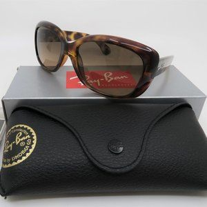 Ray-Ban RB 4101 642/43 58mm JACKIE OHH Tortoise